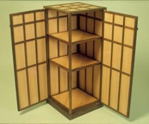 Pedestal cabinet open copy 2