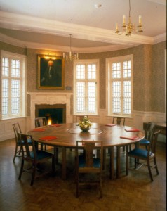 St Brides round table copy