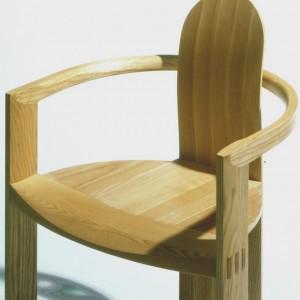 Ash chair.