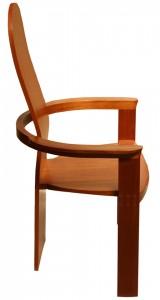 U Chair Mahog copy